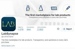labsynapse en Twitter