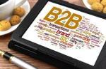 tableta con mosaico Marketing